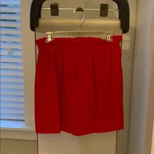 J.Crew Holiday Skirt